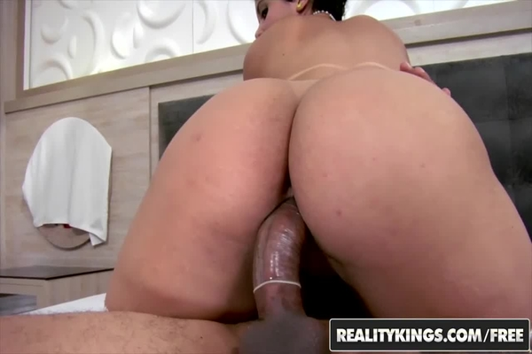 RealityKings - Mike in Brazil - Carol Paixao and Tony Tigrao - Cumming Caro
