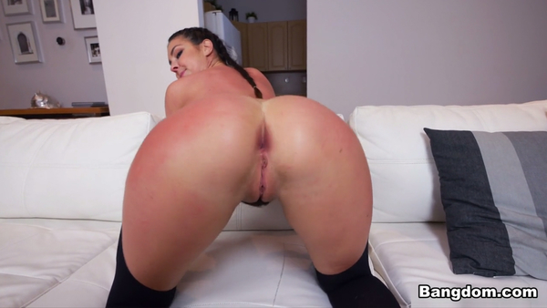 Brittany Shae in Brittany Shae Takes An Anal Pounding - AssParade