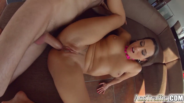 Horny big ass babe Mea Melone drilled doggy style
